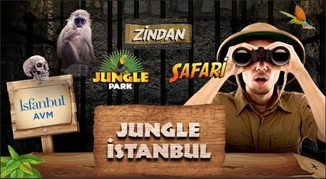 Jungle İstanbul Etkinlik Afişi