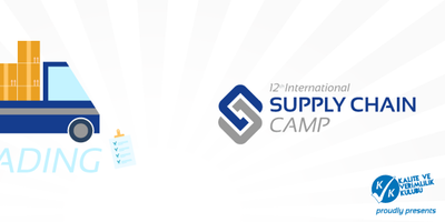 12th International Supply Chain Camp Etkinlik Afişi