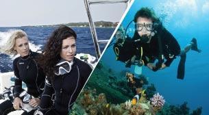 Advanced Open Water Diver Etkinlik Afişi