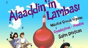 Alaaddin'in Lambası - Tiyatro Mie Etkinlik Afişi
