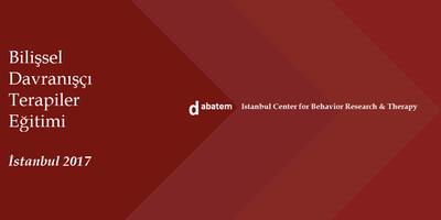 Bilişsel Davranışçı Terapiler (BDT) Eğitimi Etkinlik Afişi