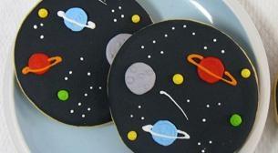 Gezegenleri Tanıyalım 3 - 5 Yaş Etkinlik Afişi