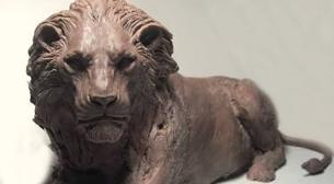Masterpiece Heykel - Aslan Etkinlik Afişi