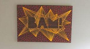 Masterpiece String Art - Bam ! Etkinlik Afişi