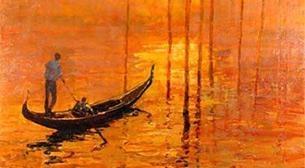 Masterpiece - Venedik Etkinlik Afişi