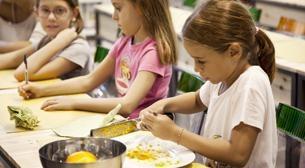 Minik Eller Kurabiye Pişiriyor Etkinlik Afişi