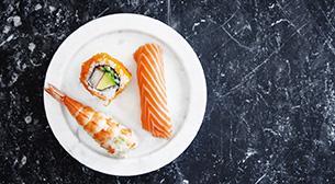 MSA- Sushi-Glütensiz Etkinlik Afişi