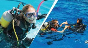 Open Water Diver Etkinlik Afişi