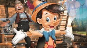 Pinokyo - Tiyatro Mie Etkinlik Afişi