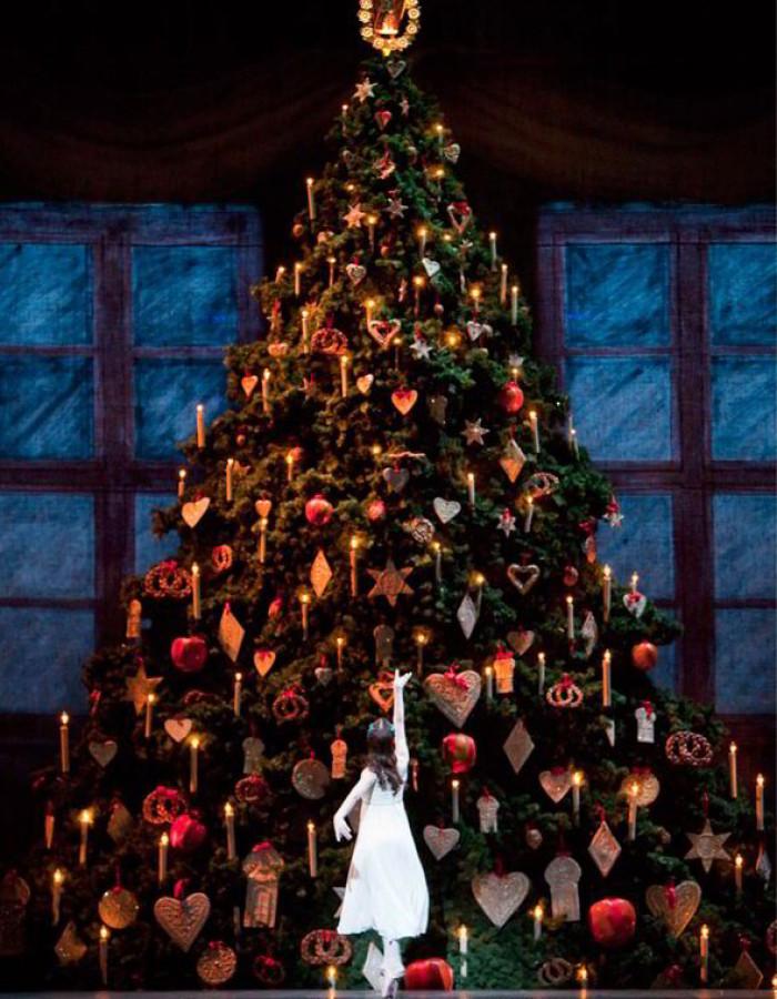 Royal Opera House Gösterimi: The Nutcracker Etkinlik Afişi