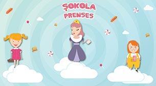 Şokola Prenses Etkinlik Afişi
