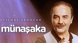 Yılmaz Erdoğan - Münaşaka Etkinlik Afişi
