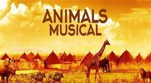 Animals Musical Etkinlik Afişi