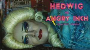 Hedwig ve Angry İnch Glam Rock Müzikali Etkinlik Afişi