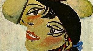 Masterpiece - Pablo Picasso - Şapkalı Kız Etkinlik Afişi