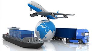 Mersin Logistics -Mersin Lojistik ve Transport Fuarı Etkinlik Afişi