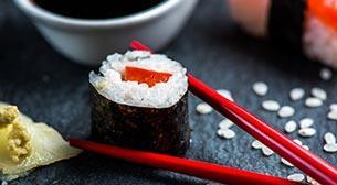 Sushi Etkinlik Afişi