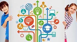 TEF Teknoloji ve Eğitim Fuarı Etkinlik Afişi