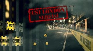 CSI London Sergisi Etkinlik Afişi