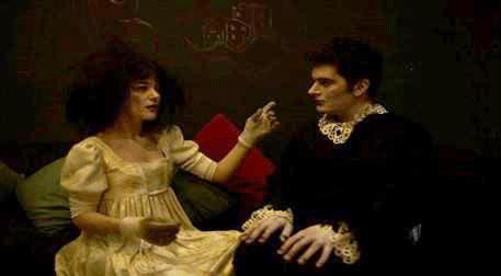 Romeo ve Juliet'in Tarifsiz Hikayesi Etkinlik Afişi