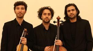 Trio Ba ile Schubert Gecesi Etkinlik Afişi