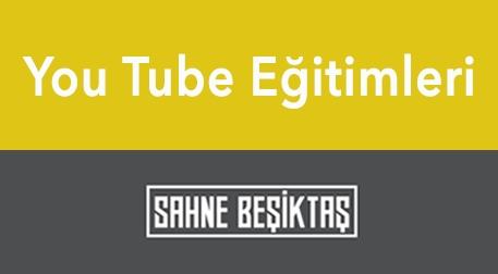 Youtube için Post Production Etkinlik Afişi