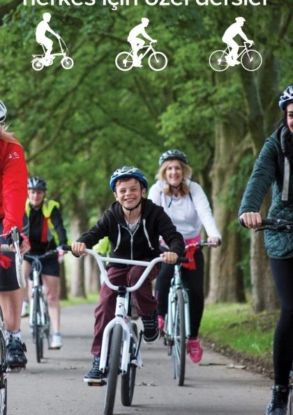 Bisiklet Eğitimleri Etkinlik Afişi