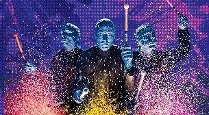 Blue Man Group Etkinlik Afişi