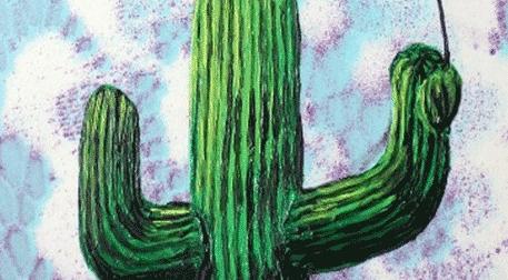 Masterpiece Galata Resim - Kaktüs Etkinlik Afişi