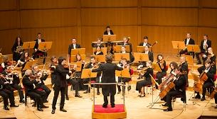St Petersburg Rus Oda Filarmonisi Etkinlik Afişi