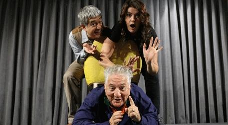 Ali Poyrazoğlu Tiyatrosu - Tamamla Bizi Ey Aşk Etkinlik Afişi