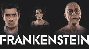 Frankenstein Etkinlik Afişi