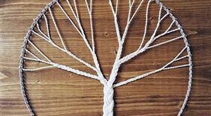 Masterpiece Ankara String Art - Ağaç Etkinlik Afişi