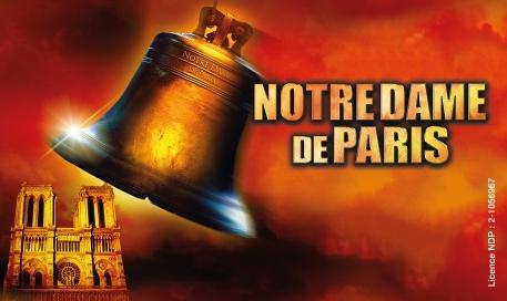 Notre Dame de Paris Etkinlik Afişi
