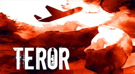 Terör Etkinlik Afişi