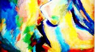 Yağlı Boya Workshop Aşk Etkinlik Afişi