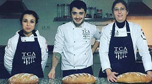 5 Haftada Artisan Ekmekçilik Etkinlik Afişi