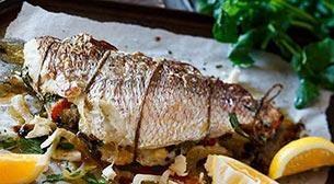Balıklar ve Deniz Ürünleri 1 Etkinlik Afişi