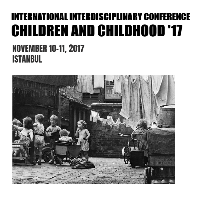 CHILDHOOD STUDIES '17 / International Interdisciplinary Conference on Children and Childhood Etkinlik Afişi