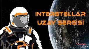 Interstellar Uzay Sergisi Etkinlik Afişi