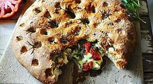 İtalyan Ekmekleri Etkinlik Afişi