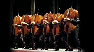 L'orchestre De Contrebasses Etkinlik Afişi