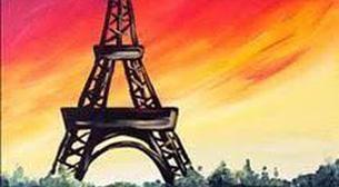Masterpiece - Eiffel Etkinlik Afişi