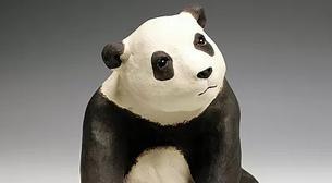 Masterpiece Heykel - Panda Etkinlik Afişi