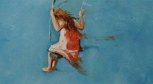 Masterpiece - Salıncakta Kız Etkinlik Afişi