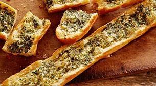 Pane Toscano & Garlic Bread Etkinlik Afişi