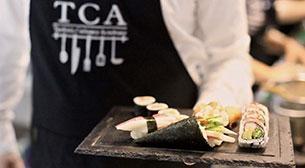 Sushi Night Etkinlik Afişi