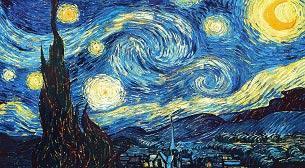 Yağlı Boya Workshop Van Gogh Etkinlik Afişi