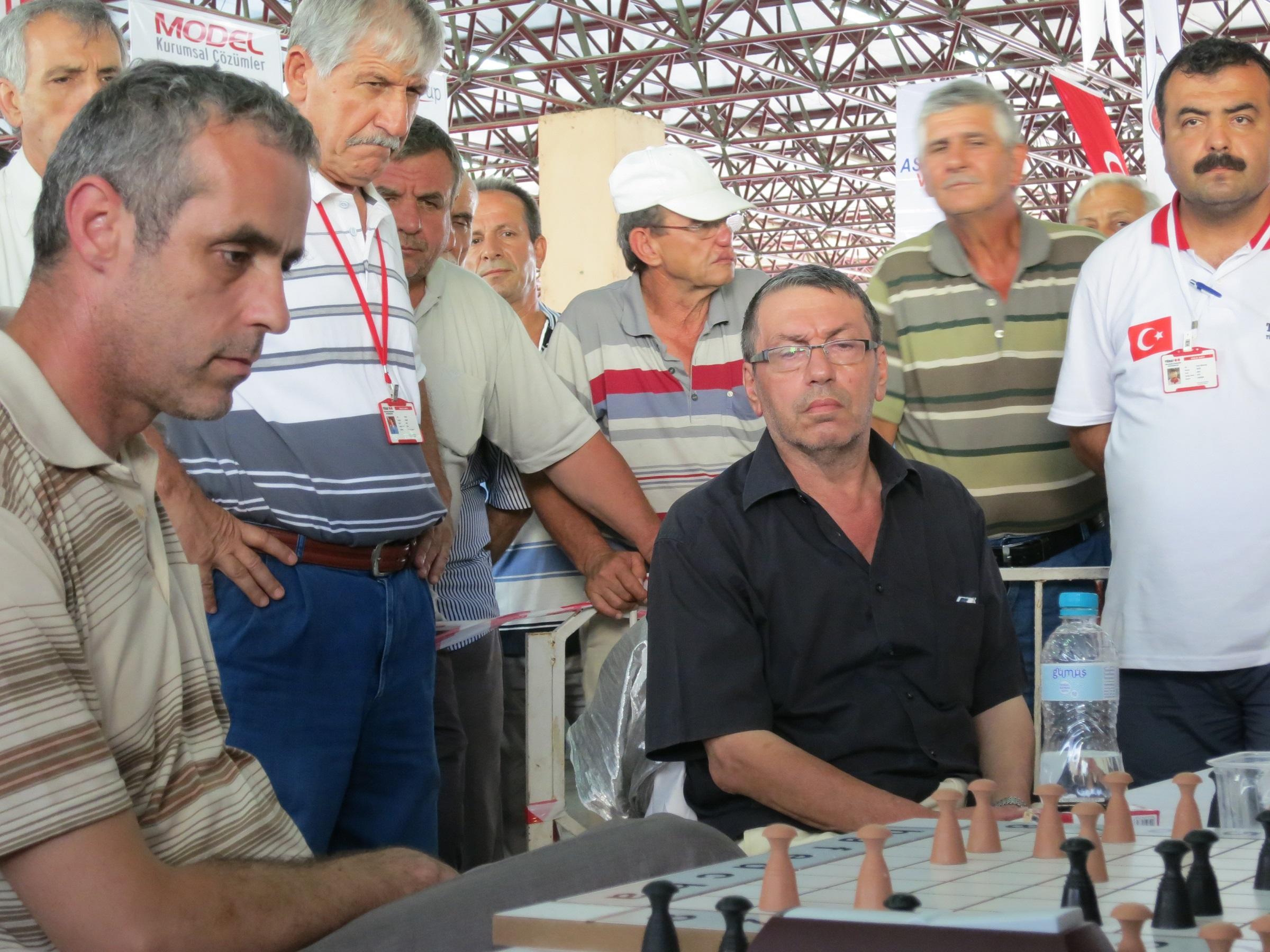 18. Uluslararası Türk Daması Şampiyonası - 18th International Turkish Draughts Championship Etkinlik Afişi