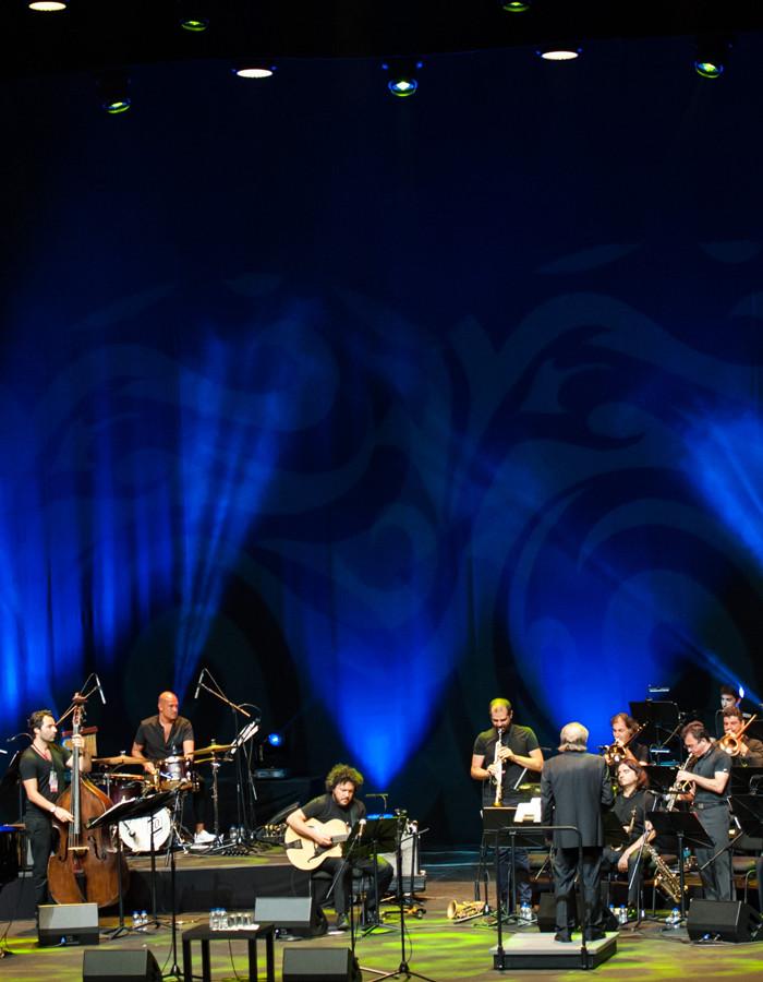 24. İstanbul Caz Festivali: Christian Mcbride, Joshua Redman Ve Trt Hafif Müzik Ve Caz Orkestrası Etkinlik Afişi